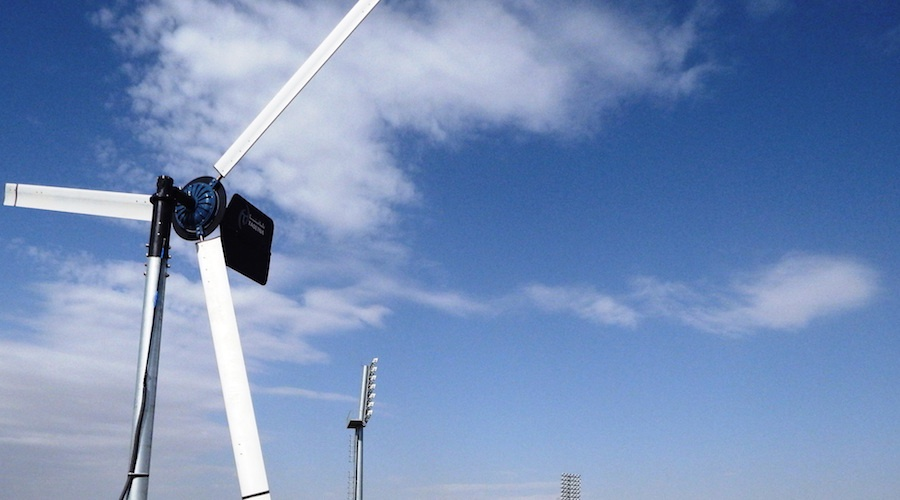 Harnessing the power of Jordan's wind [Q&A]