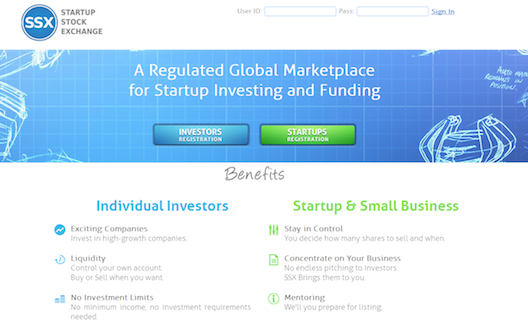A global startup stock exchange platform just launched  Is it a good