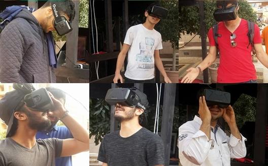 الواقع المختلط: مفهوم جديد لألعاب الواقع الافتراضي في مصر