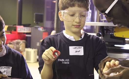 The rise of makerspaces in Saudi Arabia