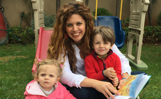 How putting her kids first led this Lebanese entrepreneur to launch a startup