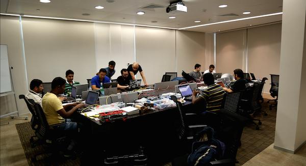 'سيسكو دبي': نتائج باهرة خلال ماراتون أفكار حول إنترنت الأشياء