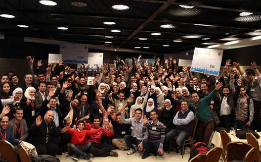 ستارتب ويك أند يُنظّم في دمشق للمرة الأولى: بيئة ناشطة رغم الأزمة