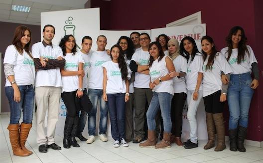 A la rencontre du groupe d'amis qui organise les Startup Weekends au Maroc