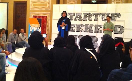 Startup Weekend Dubai Draws Women, Empowers Emirati Youth