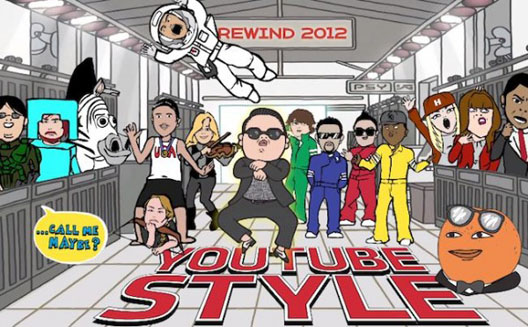 How to Invade the World Using YouTube: Lessons from 2012