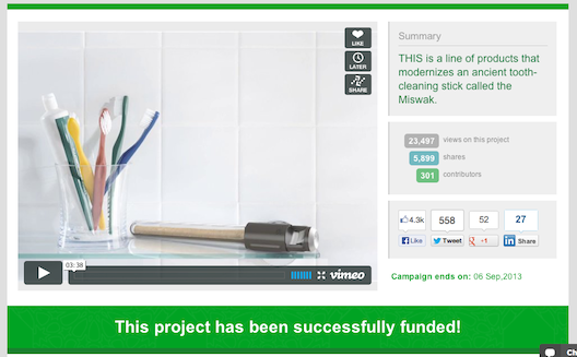 6 tips for successfully crowdfunding your creative project