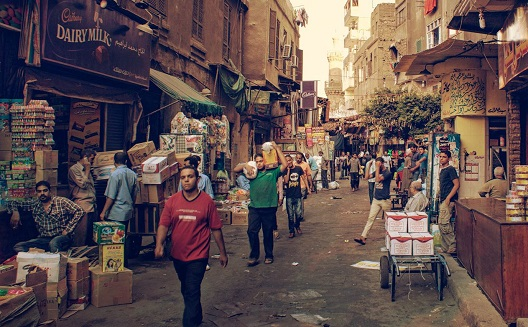 More cash, new look for Egypt SMEs