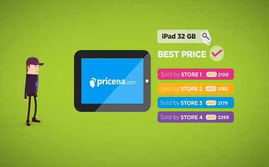موقع 'برايسنا' الإماراتي لمقارنة الأسعار يدخل السعودية