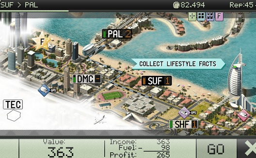 Fun logistics game launches in Dubai on a lean budget; can it find distribution?