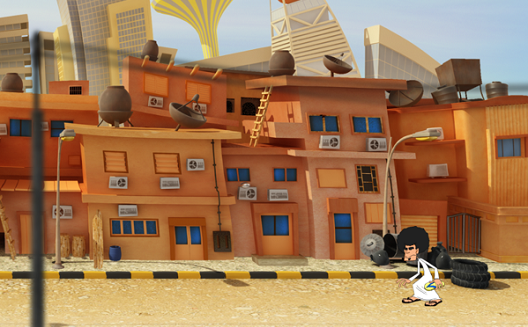 Why Bee Labs' new game is one of the hottest from the Arab world this year