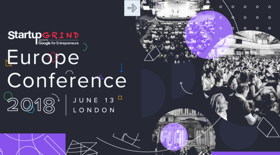 Startup Grind Europe Conference 2018 Wamda