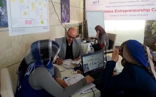 Palestine's top 8 incubators