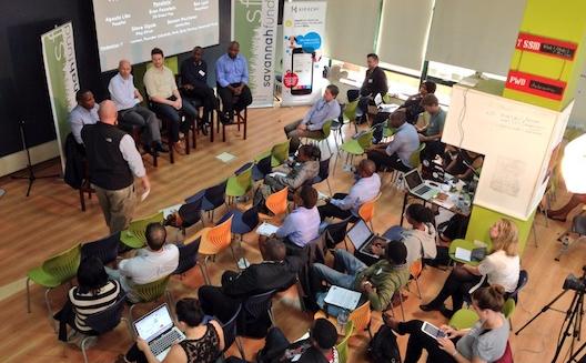 A peek inside the East African startup scene