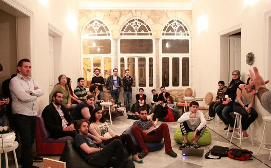 What I know about running a hackerspace: Bassam Jalgha