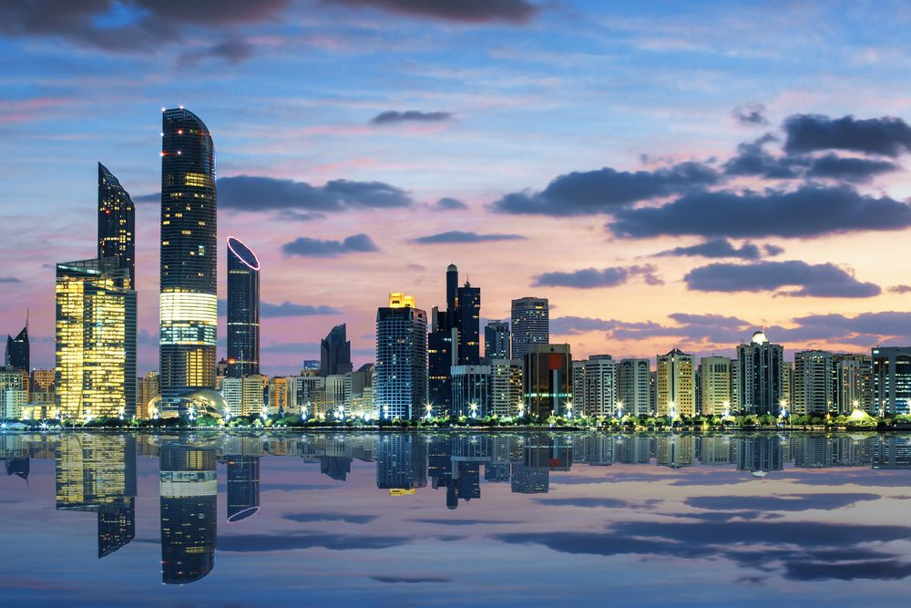 Abu Dhabi invests in fintech blockchain start-up