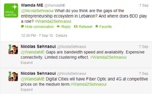 Lebanese Telecoms Minister Interviewed by Wamda on Twitter - Here is How It Went