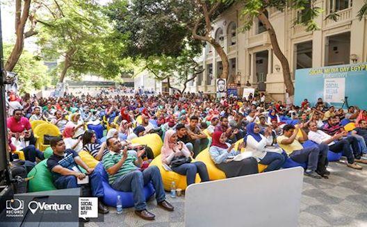 كيف استفاد 700 مشارك من سوشيال ميديا داي في مصر