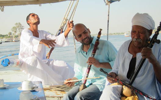 Can Cultural Entrepreneurship Soothe Political Strife? The Nile Project Unites East Africa with Music