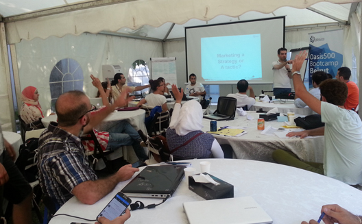 What entrepreneurs learned at Oasis500's Beirut bootcamp