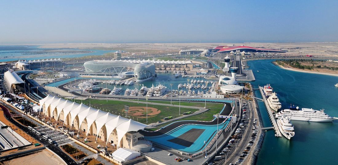 How is Abu Dhabi getting ready to become a world-class tourist destination