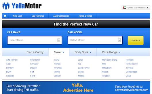 Building a TripAdvisor for Cars in Dubai: YallaMotor