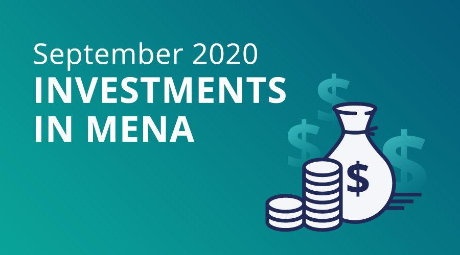 Mena startups raised $10.9 million in September