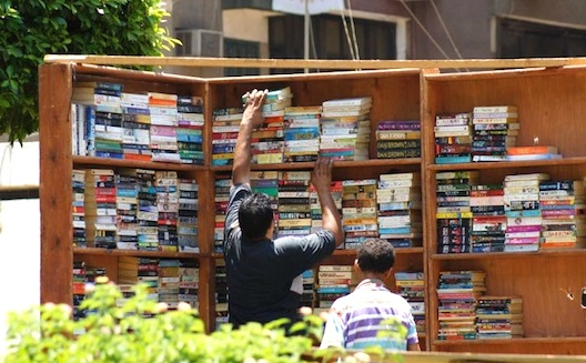 Born of the Revolution, Culture Corner Challenges Egypt's Intellect