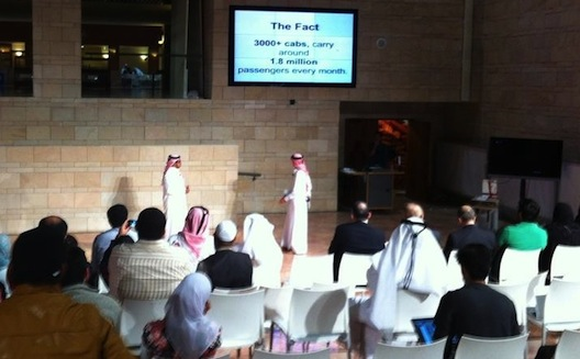 Online Review Site Wins Startup Weekend Doha