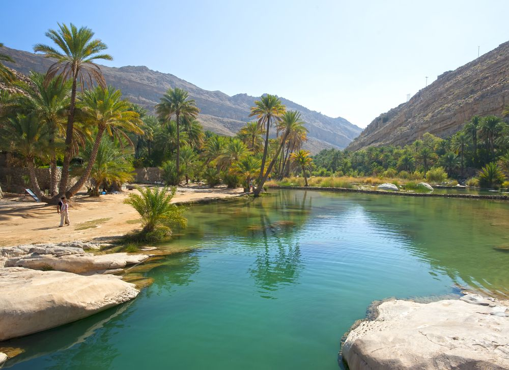From the valley of death to the oasis wadi