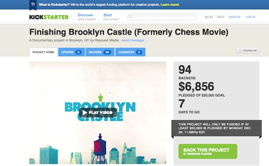 Crowdfunding to the Rescue: How Kickstarter and Sprowd Help Startups