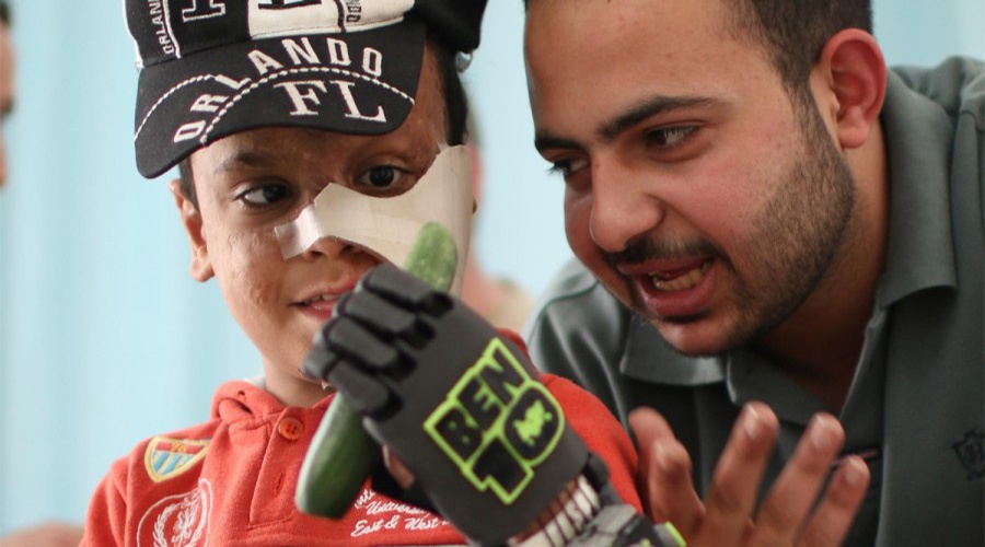 10 tech ideas to prevent a lost Syrian generation