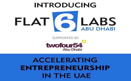'فلات6لابز' تطلق مسرّعة أعمال في أبو ظبي تركّز على الشركات الإعلامية الناشئة