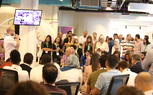#MixNMentor Amman provokes heated debates