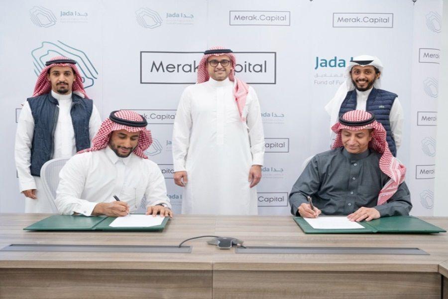 Jada to invest in Merak Capital