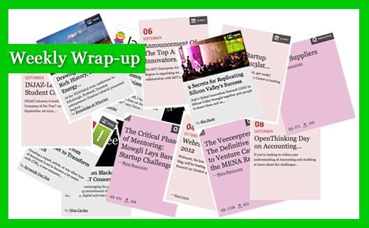 Weekly Wrap-Up: November 11-15