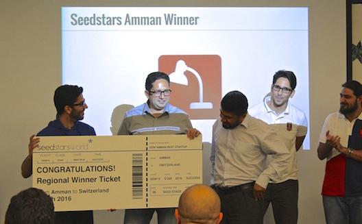 Arabic e-book startup Yaqut wins SeedStars Amman competition, advances to world finals