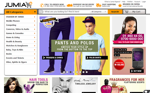 Rocket Internet's Amazon clone Jumia raises $35m; how much is enough?