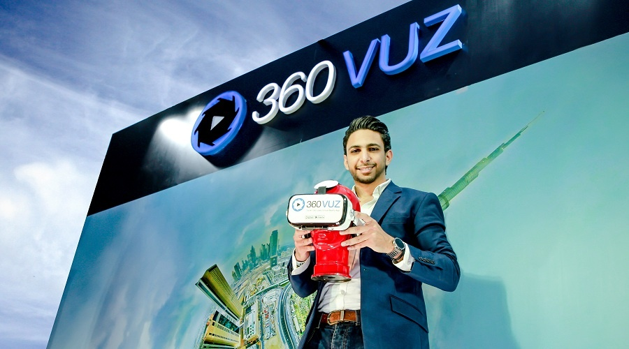 360Vuz secures an undisclosed round of venture capital led by Dubai Silicon Oasis Authority