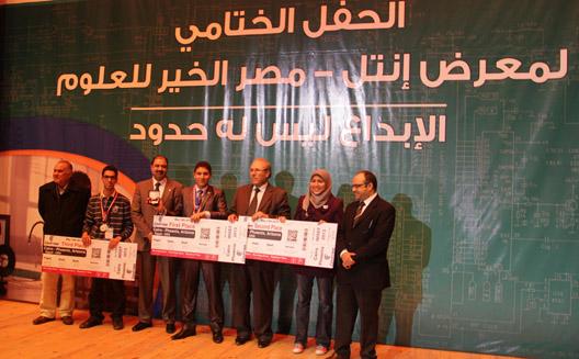 تعرف على الفائزين في معرض إنتل للعلوم والهندسة في القاهرة
