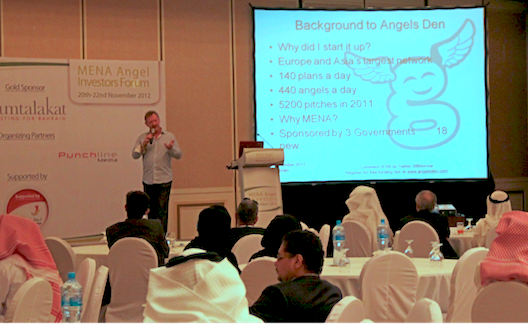 Tenmou Gathers and Trains Arab and European Angel Investors in Bahrain