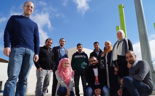 Jordan ed-tech startup secures deal with UNRWA