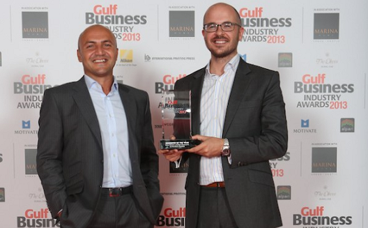 A look at the winners of the 2013 Gulf Business Industry Awards