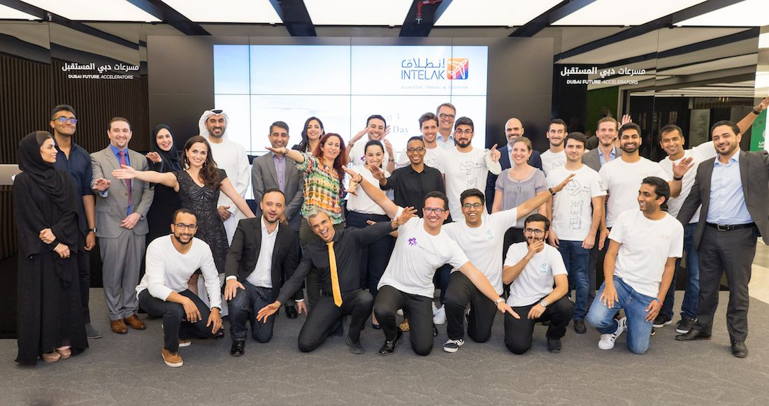 Four startups from the travel and tourism industry won Intelak's third cohort