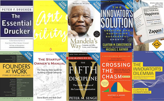 Holiday book list: 20 essential resources for entrepreneurs