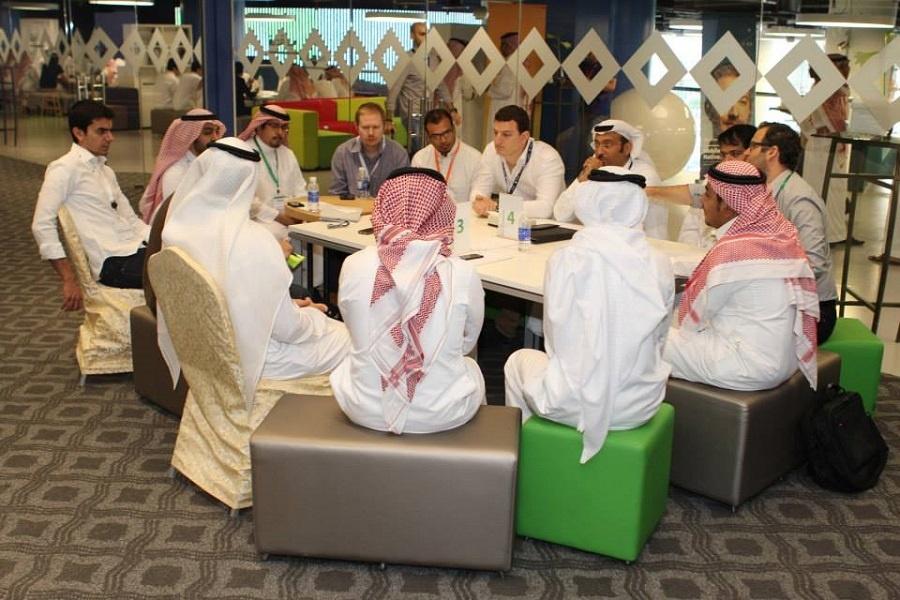 الرياض أولى محطات 'ميكس أن منتور' لهذا العام