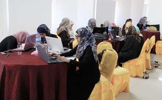 Freelance marketplace Nabbesh helps Palestinians leap borders