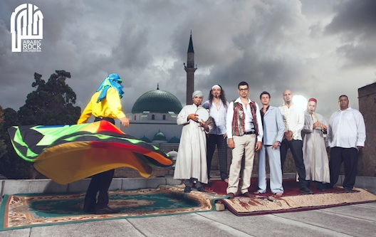 How a Palestinian band crowdfunded their coming album