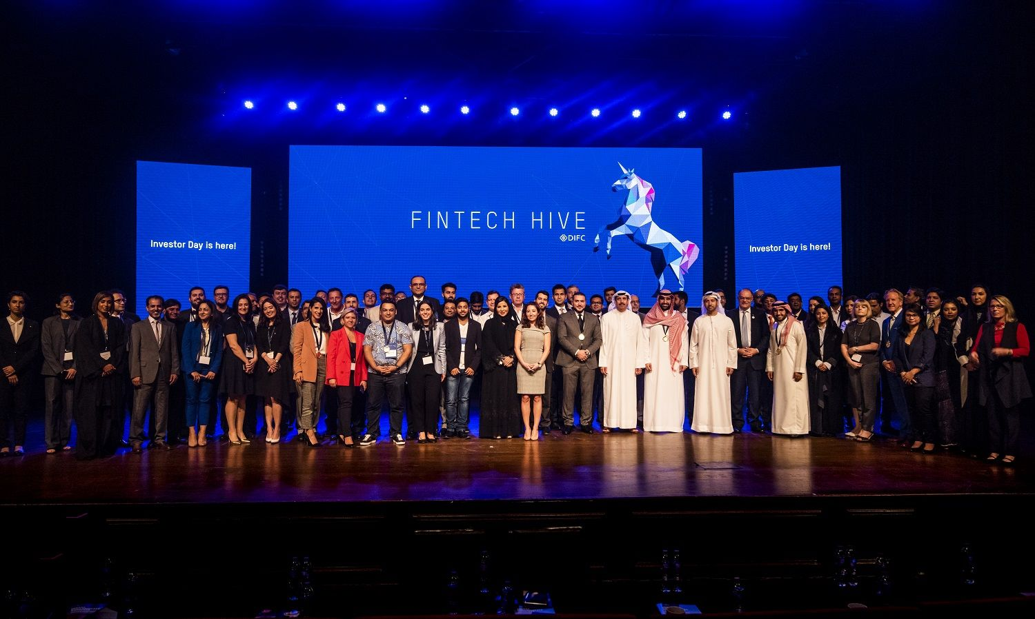 Fintech Hive to partner with Hong Kong's Cyberport