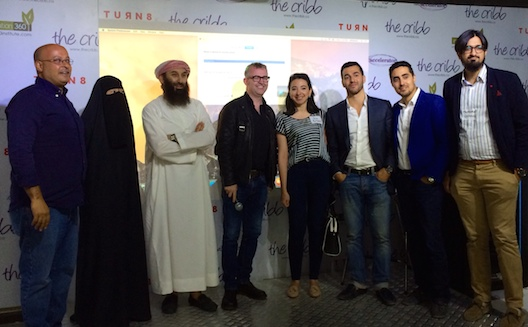 Payment solution, online marketplace, and logistics startup top TechCrunch Dubai